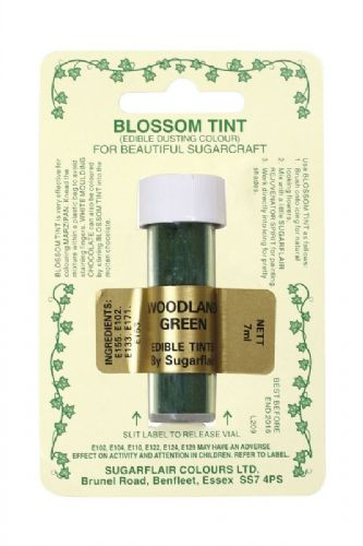 Blossom Tint Dusting Colours - Woodland Green